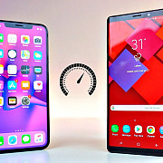 iphone xs max vs galaxy note 9 care are bateria mai buna