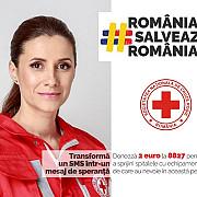 iuliana tudor si crucea rosie romana lanseaza campania nationala de strangere de fonduri romania salveaza romania