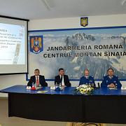 centrul de perfectionare a pregatirii cadrelor jandarmi montan sinaia si-a prezentat raportul de evaluare a activitatilor si misiunilor realizate in anul 2018
