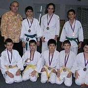 judo medalii la cupa targu secuiesc