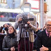 jurnalistii britanici au boicotat conferinta lui boris johnson si au plecat in bloc dupa ce consilierul premierului a incercat sa discrimineze reporterii impartindu-i in doua tabere