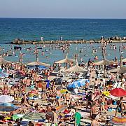 litoralul este ocupat in proportie de suta la suta in acest weekend