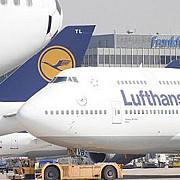 sute de zboruri lufthansa anulate din cauza unei greve a pilotilor