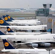 atentionare mae greva pe aeroporturile din germania aproape 1000 de zboruri anulate