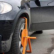 masinile parcate ilegal se vor ridica din nou