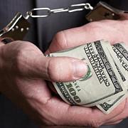 politist de frontiera din timisoara retinut dupa ce a fost prins in flagrant cand primea 7000 de euro mita