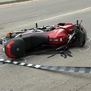 motociclist implicat intr-un accident in comuna berceni