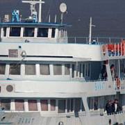 sute de persoane evacuate de la bordul unui feribot care a luat foc in oceanul atlantic
