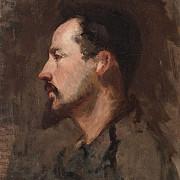 autoportret de nicolae grigorescu a fost adjudecat contra sumei de 18000 de euro la artmark