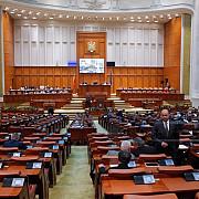 parlamentul a votat bugetul de stat pe 2019 in forma respinsa de klaus iohannis fara modificari