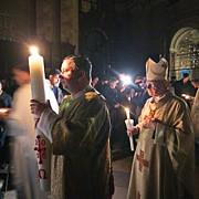 pastele catolic pana la ce ora au voie catolicii la slujba de fapt in aceasta seara