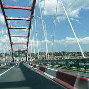 taxa de pod de la fetesti poate fi platita printr-o aplicatie de pe telefonul mobil