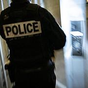 carantina in franta politia a recurs la grenade speciale pentru a pune capat unei petreceri ilegale gigantice cu sute de oameni