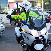 urmarire ca in filme - politistii au tras focuri de arma pentru a prinde un sofer beat si fara permis