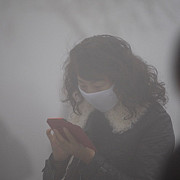 cod rosu de poluare la beijing meteorologii avertizeaza ca situatia se va inrautati