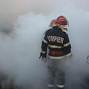 arges pompierii au intervenit la sapte incendii de vegetatie in cotmeana flacarile s-au extins pe noua proprietati