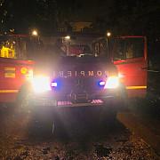 interventie dificila a pompierilor din prahova un copil de 10 ani a cazut intr-un fost baraj