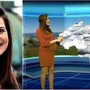 belgia prezentatoare meteo de origine romana criticata de telespectatori pentru ca este prea insarcinata