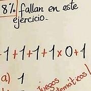 problema simpla de matematica care a devenit virala in spania 98 nu dau raspunsul corect