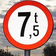 autoritatile interzic circulatia vehiculelor cu masa totala mai mare de 75 tone din cauza caniculei