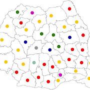 lista noilor primari din marile orase cine conduce timisoara cluj iasi constanta sibiu si brasov pnl 15 psd -13 usr 4 udmr 4