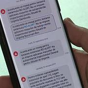 sistemul ro-alert va fi testat astazi in intervalul orar 09-12 pe toate telefoanele mobile