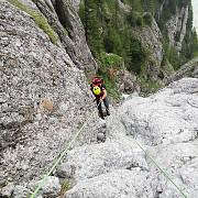 sapte interventii ale salvamont in acest week-end pe valea prahovei pentru recuperarea unor turisti care s-au accidentat ori s-au ratacit pe traseele montane
