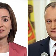 republica moldova maia sandu a iesit pe primul loc in primul tur al alegerilor prezidentiale la trei puncte avans fata de igor dodon in conditiile unei prezente mari la vot in diaspora