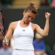 simona halep in optimile de finala la indian wells