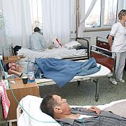 19 angajate ale unei firme din cluj au ajuns la spital intoxicate cu diluant