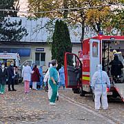 gorj incident grav la spitalul din targu carbunesti instalatia de oxigen s-a defectat iar bolnavii inclusiv cei aflati in stare critica sunt ventilati manual