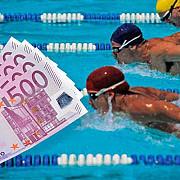 cati bani plateste statul roman pentru un sportiv olimpic suma este derizorie in comparatie cu alte tari