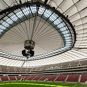 polonia salile de conferinta ale stadionul national din varsovia vor fi transformate in spital de campanie covid pe fondul cresterii masive a numarului de noi cazuri