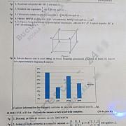 subiectele la matematica la evaluarea nationala ce au avut de rezolvat elevii