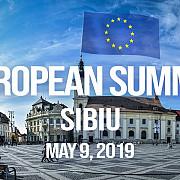 summitul de la sibiu 27 de sefi de stat si de guvern discuta astazi despre viitorul ue