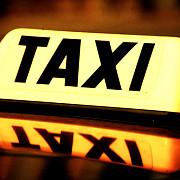 ilfov taximetrist lovit in cap cu pistolul de doi clienti