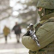 o unitate a armatei ruse efectueaza exercitii pe teritoriul transnistriei