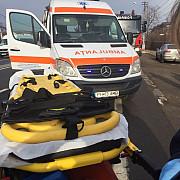tragedie la romanesti un batran a sfarsit sub rotile unui autoturism