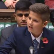 copilul roman care a facut senzatie in parlamentul britanic