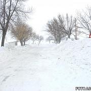 situatia drumurilor nationale afectate de viscol la ora 600