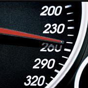 sofer prins in timp ce conducea cu 200 de kilometri la ora pe autostrada a3