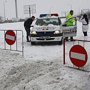 trafic blocat pe dn1a in zona cheia