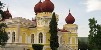 castelul bethlen din arcalia