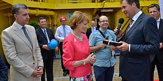 nava world dimond botezata de principesa margareta
