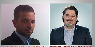 doi noi subprefecti pentru prahova unul este finul liberalului virgil guran