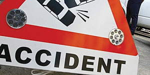doua persoane ranite in urma unui accident produs pe dn1 la barcanesti