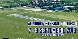 eveniment senzational in acest weekend pe aerodromul de la strejnicu