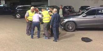 jurnalist agresat in stadion la indemnul sefului securitatii de la cfr cluj