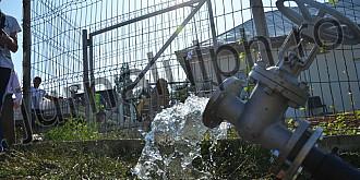 operatorii de distributie a apei reclamati pentru desele intreruperi