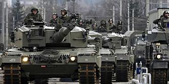 austriecii la un pas de a-si desfiinta armata